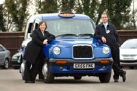 """Le """"London taxi"""" débarque à Shanghaï!"""