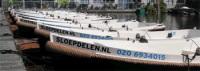 Hollande : des petits bateaux électriques en libre service !