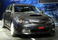 Subaru Impreza: bientôt une junior STi?