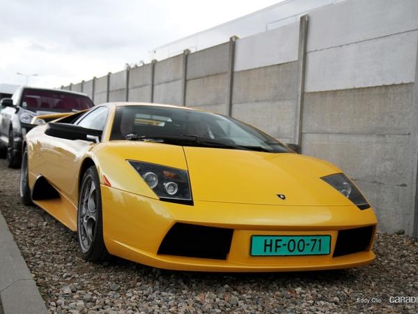Photos du jour : Lamborghini Murcielago (Le Mans Classic)