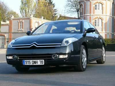 La Citroën C6 vue par la presse étrangère