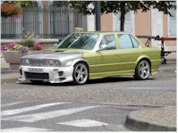 La saucisse du Vendredi : BMW E30 DTM