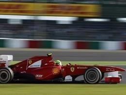 Felipe Massa exaspéré par Lewis Hamilton