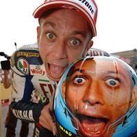 Moto GP: AGV se paye votre tête