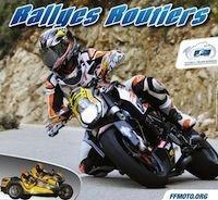 Championnat de France des Rallyes Routiers: Toniutti empoche les Garrigues