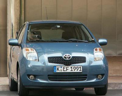 Toyota Yaris : une véritable citadine