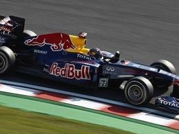 Vettel : la RB7 était moins performante
