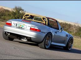 BMW Z3M Turbo. Arceau, turbo et 564 chevaux