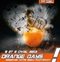 KTM: les Orange Days 2013 c'est du 5 au 6 avril
