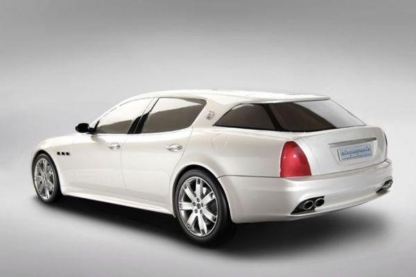 """Maserati Cinqueporte : le """"breaklasse"""""""