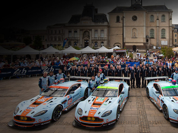 Aston Martin s'intéresse à l'énergie solaire