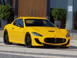 Maserati GranTurismo MC Stradale Novitec : italienne piquante