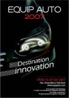 Salon Equip Auto 2007 : innovations et technologies écolos au rendez-vous !