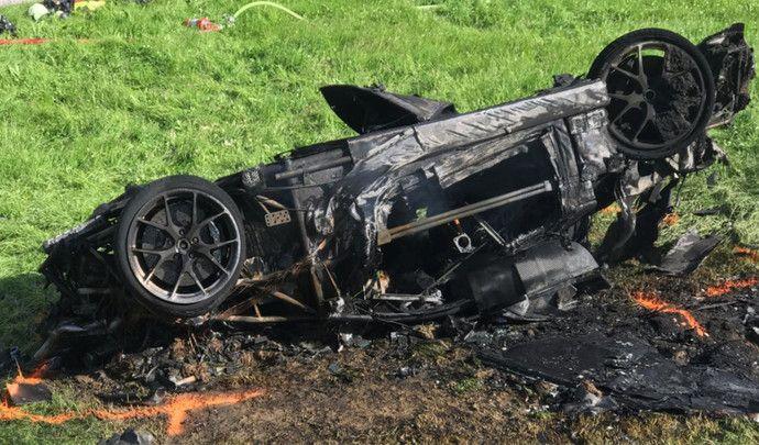 Gros crash pour Richard Hammond pendant le tournage de The Grand Tour