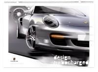 Calendrier 2007 : une année en Porsche !