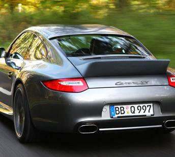 Une Porsche 911 Supersport pour 2010