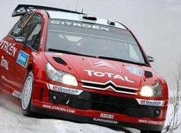 WRC Suède NEWS : Loeb à l'envers, abandon en vue.
