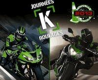 Journées K et Journées K Roulages: les formules 2013