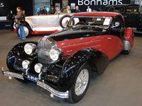 Rétromobile 2008: la vente aux enchères Bonhams