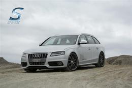 Au tour de Sportec d'attaquer l'Audi S4 Avant