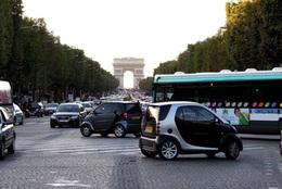 Paris, bientôt interdite aux voitures ?
