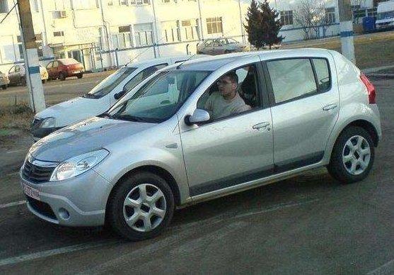 Après la Renault, voici la Dacia Sandero