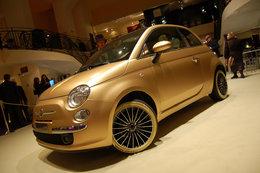 Fiat 500 Pepita : 70.000 euros