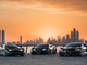 Bugatti réunit ses trois récentes gloires en séance photo