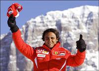 GP du Japon : Felipe Massa réalise la pôle devant Michael Schumacher