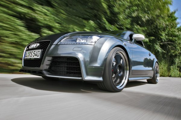 Audi TT-RS : déjà le tuning, par Mcchip