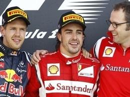 Domenicali rêve-t-il d'un duo Vettel-Alonso ?