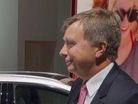 """Didier Leroy, vice-PDG de Toyota: """"nous serons prêts à temps pour l'électrique"""" - Les boss de l'autoen direct du Mondial 2018"""