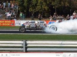 Twin-Engine Dragster : deux V8 à compresseur sinon rien