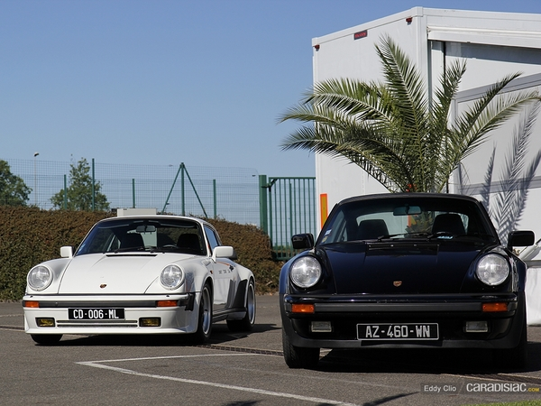 Photos du jour : Porsche 911 930 Turbo (GT Days)