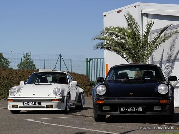 Photos du jour : Porsche 911 930 Turbo (GT Days)