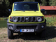 Un Suzuki Jimny cinq portes en préparation ?