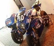 Endurance - Suzuki: le SERT prend le pli du Moto GP !