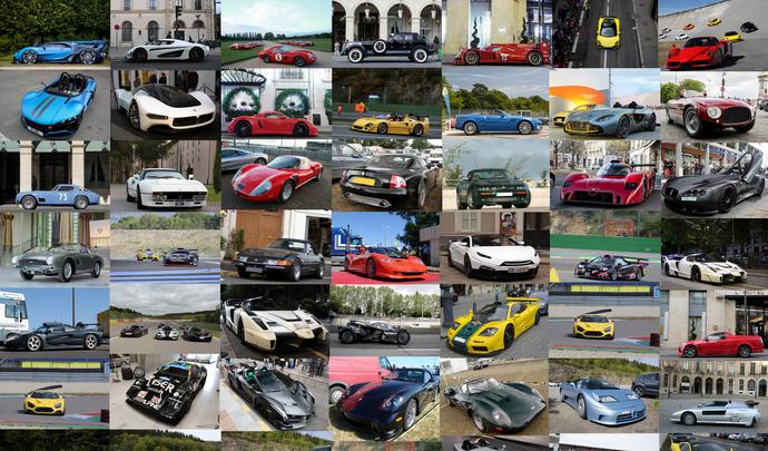 Les autos les plus exclusives - Les plus belles photos d'Eddy Clio (galerie 4)