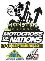 MX des Nations 2011 : l'évènement avancé au 17 et 18 septembre 2011
