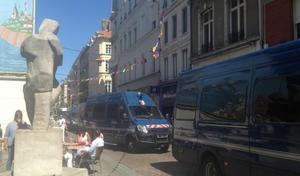Insolite: un maire menace de verbaliser des véhicules gendarmerie