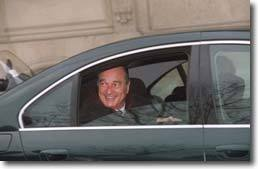 Tout savoir sur l'automobiliste   Jacques Chirac