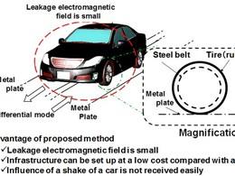 Recharger son véhicule électrique tout en le conduisant ? C'est une innovation japonaise