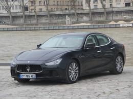 Maserati revoit sa production à la hausse