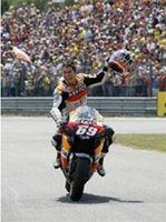 Moto GP : rien que les Moto GP.