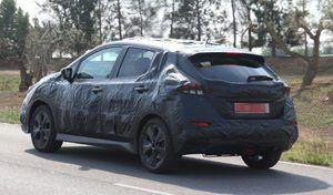 Nissan : premiers détails sur la nouvelle Leaf