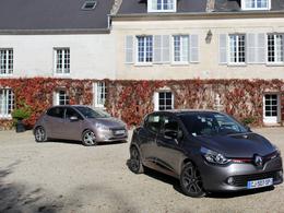 Les Peugeot 208 et Renault Clio IV au coude à coude en janvier