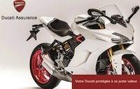 Assurance : Ducati lance la sienne