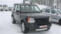 Land Rover: nouveaux V8 en préparation