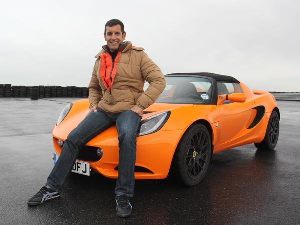 Les essais de Soheil Ayari  : Lotus Elise S