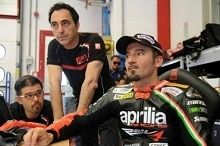 Superbike – 2015: Max Biaggi fait les tests de Portimao mais pour le Moto GP!